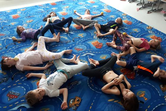 Smarty program – cvičení pro děti