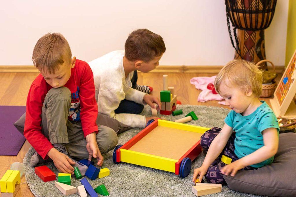 INNP – Rozvoj dítěte pohybem a hrou