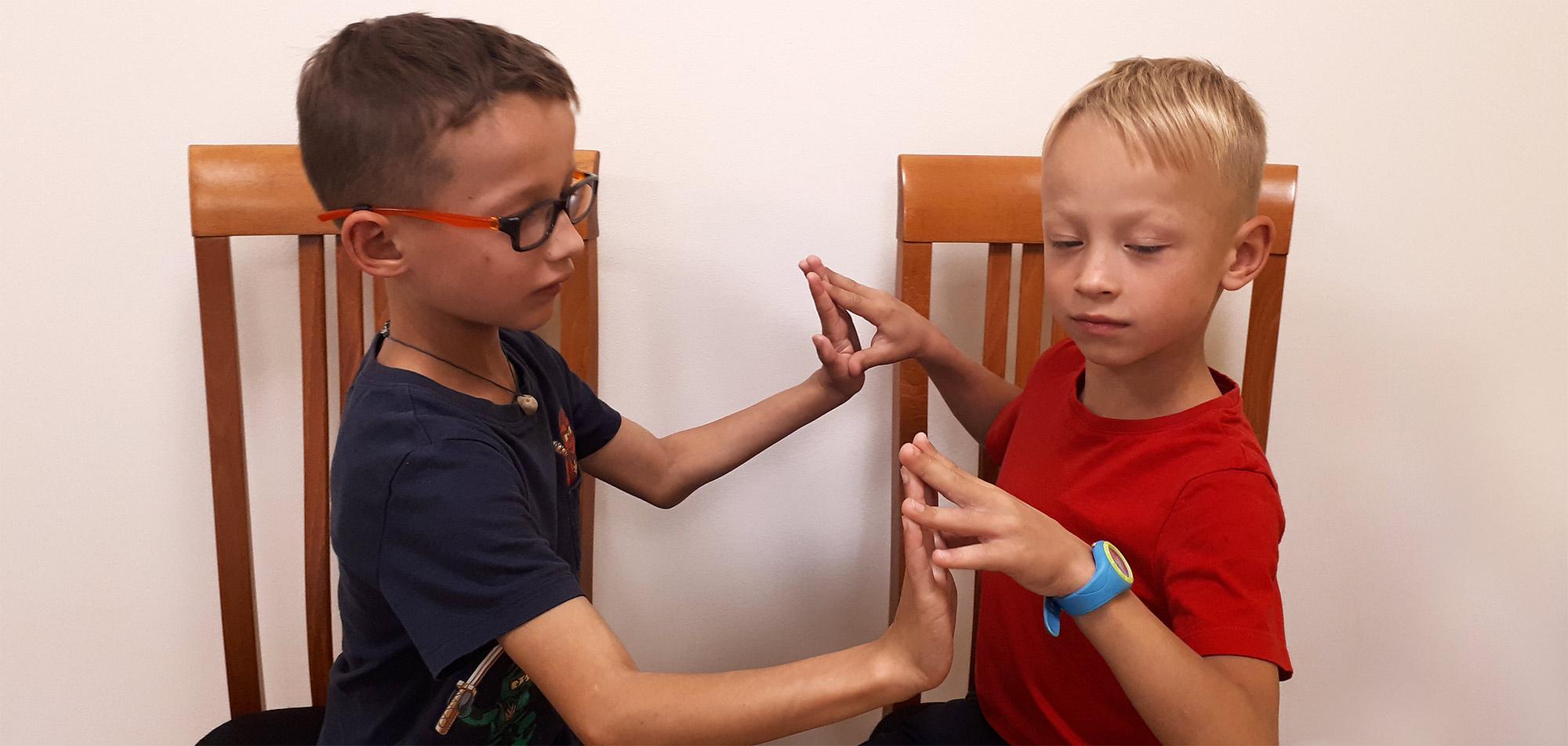 Smarty pro děti – pohybová program pro školy