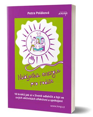 E-book Nabíječka energie pro rodiče Petra Poláková, INNP