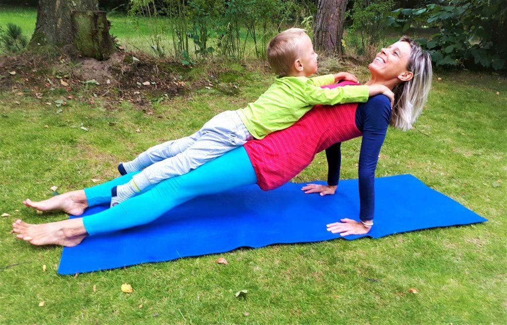 Petra Poláková – cvičení pro dětii s ADHD